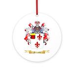 Frizzotti Ornament (Round)