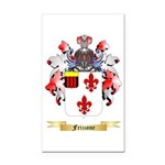 Frizzone Rectangle Car Magnet