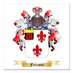 Frizzone Square Car Magnet 3