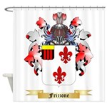 Frizzone Shower Curtain