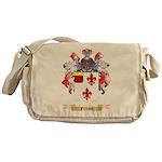 Fritzter Messenger Bag