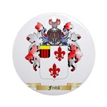 Fritzl Ornament (Round)