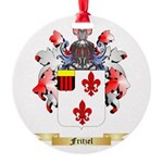 Fritzel Round Ornament