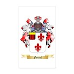 Fritzel Sticker (Rectangle)