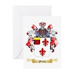 Fritze Greeting Card