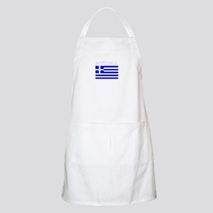 Hydra, Greece BBQ Apron