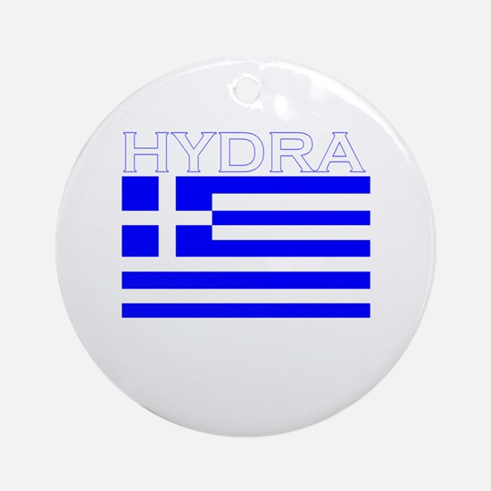 Hydra, Greece Ornament (Round)