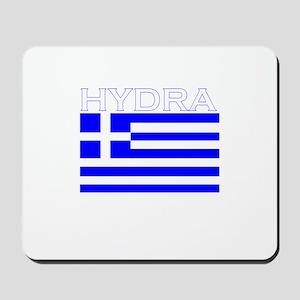 Hydra, Greece Mousepad