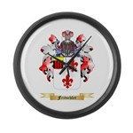 Fritschler Large Wall Clock