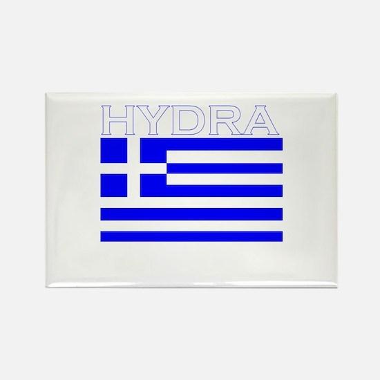 Hydra, Greece Rectangle Magnet