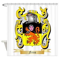 Friis Shower Curtain
