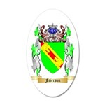 Frierson 20x12 Oval Wall Decal