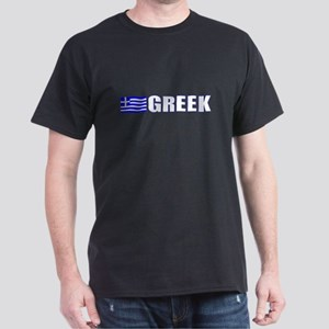 Greek Dark T-Shirt