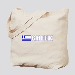 Greek Tote Bag