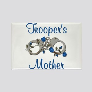 Trooper's Mother Rectangle Magnet