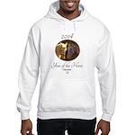 Horse Theme Design #64000 Hooded Sweatshirt