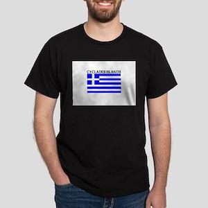Cyclades Islands, Greece Dark T-Shirt