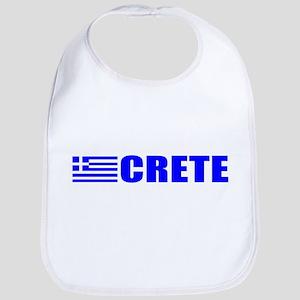 Crete, Greece Bib