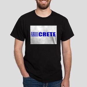 Crete, Greece Dark T-Shirt