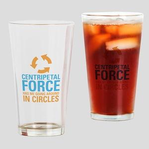 Centripetal Force Drinking Glass