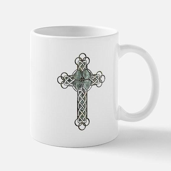 Clover Cross Mugs