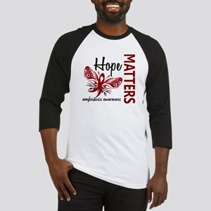 Hope Matters 1 Amyloidosis Baseball Jersey