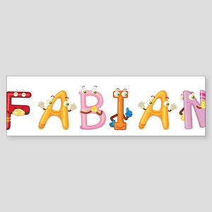 Fabian Bumper Sticker