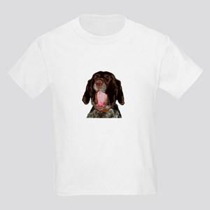 Dog Tired Kids Light T-Shirt
