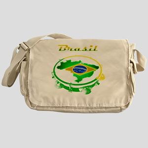 Pandeiro - Vintage Messenger Bag