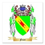 Frier Square Car Magnet 3