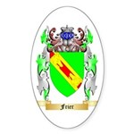Frier Sticker (Oval 10 pk)