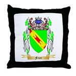 Frier Throw Pillow