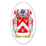 Friendship Sticker (Oval)