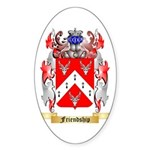 Friendship Sticker (Oval 50 pk)