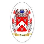 Friend Sticker (Oval 50 pk)