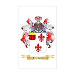 Friedsche Sticker (Rectangle)