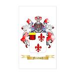 Friedsch Sticker (Rectangle)