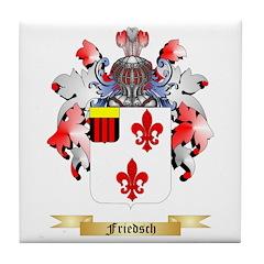 Friedsch Tile Coaster