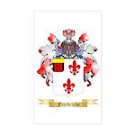 Friedrichs Sticker (Rectangle)