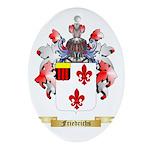 Friedrichs Ornament (Oval)