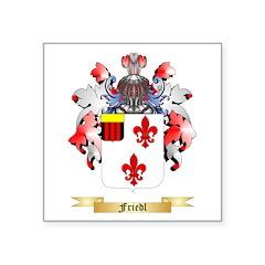 Friedl Square Sticker 3