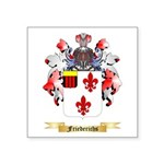 Friederichs Square Sticker 3