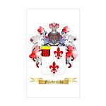 Friederichs Sticker (Rectangle)