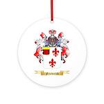 Friederich Ornament (Round)