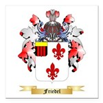 Friedel Square Car Magnet 3