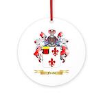 Friede Ornament (Round)