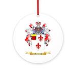 Fridrich Ornament (Round)