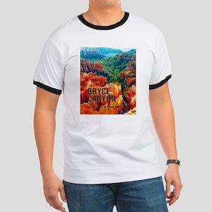 Hoodoos in Bryce Canyon National Park T-Shirt