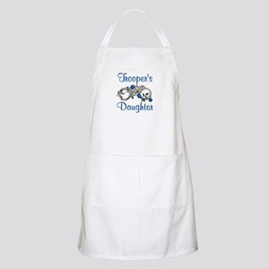 Trooper's Daughter BBQ Apron