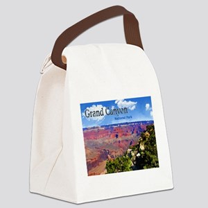 Grand Canyon NAtional Park Poster Canvas Lunch Bag